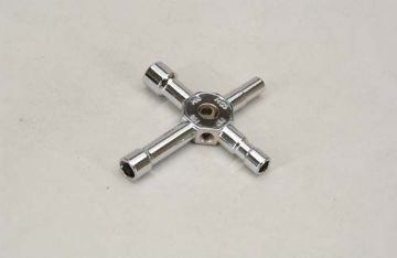 Ming Yang 4 Way Wrench - 8/9/10/12mm